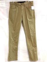 NWT Men's 31 Joe's Jeans Hook Me Up Rugged Suede Khaki Pant AWT4508225 - $48.50