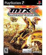 MTX: Mototrax (Sony PlayStation 2, 2004) - $12.61