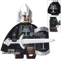 Big Size Aleksei Sytsevich Rhino Marvel The Amazing Spider-Man Minifigures Lego - $8.45