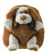 New! Adorable Children's Plush Animal Puppy Backpack - $21.55