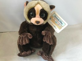 "Animal Alley Tree Animal Plush 9"" NWT Toys R Us 2000 Brown Cream Large P... - $32.56"