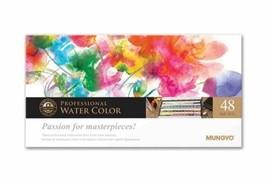 Watercolor Paint Mungyo Professional Pans Set 48 Color MWPH-48C image 1