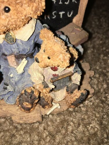 BEARS RESIN FIGURES MISS BRUIN &BAILEY —332 image 4