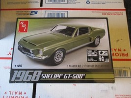 AMT 1968 Shelby GT-500 1/25 scale - $29.99