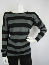 Vince. Striped Pullover Cardigan Sweater Size Medium Stitch Fix-- NWT $325 - $279.57