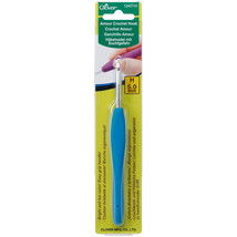 Clover Amour Crochet Hook-Size H8/5mm - $9.56