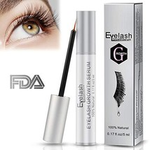 95d3b848f7e Eyelash Growth Serum, Herwiss Natural Lash & Brow Enhancer Serum, Eye  La.