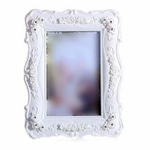 Koala Superstore White 4x6 Rhinestone Resin Picture Frame Desktop Displa... - $22.86