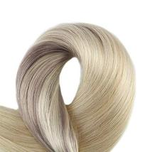 Full Shine 20 inch 50 Strand 50gram U Tip Extensions Remey Human Hair Fusion Hum image 2