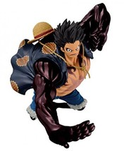 NEW One Piece SCultures BIG modeling King SPECIAL GEAR FOURTH MONKEY D L... - $81.21