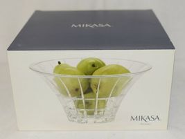 Mikasa Avenue 5059271 Decorative Crystal Fruit Bowl Ten Inch 2011 image 7