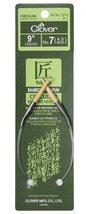 "Bamboo Circular Knitting Needles ""Takumi"", 9-Inch Size 7 (3016/9-07) - $7.89"