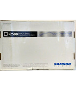 Samson D-2500 Dual 31 Band Equalization System New Old Stock - $999.99