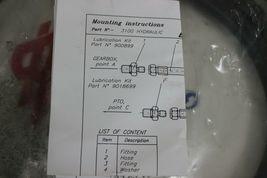 Bezares 9018699 Lubrication Kit New fits 3100 pto image 3