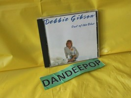Out of the Blue by Debbie Gibson CD, 1987 - $9.89