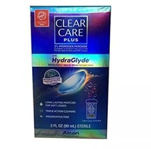 Clear Care Plus Triple Action Cleanser 3 Ounce Starter Kit *Open Box* - $8.91