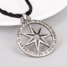 The Faery Star Fairy Pendant Jewelry Talisman Amulet Elven wiccan Pagan ... - $17.82