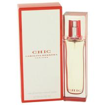Chic by Carolina Herrera 1 oz 30 ml EDP Spray Perfume for Women New in Box - $54.10