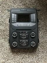 2009-2014 Ford F-150 Radio Temperature Control Panel Faceplate Climate Screen - $145.00