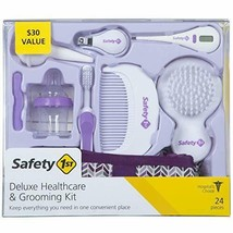 Safety 1st Deluxe Healthcare & Grooming Kit, Pyramids Grape Juice, Pyramids - $30.35
