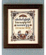 Serendipity cross stitch Lavendar & Lace Marilyn Leavitt-Imblum - $10.80