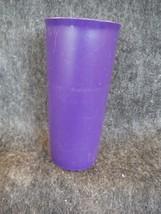 Tupperware 115 Purple 12 Ounce Tumbler  - $2.69