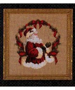 Spirit Of Christmas cross stitch Lavendar & Lace Marilyn Leavitt-Imblum - $10.80