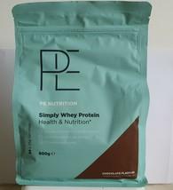 PE Nutrition Simply Whey Chocolate 600g - $16.20