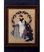 Sweet Dreams cross stitch Lavendar & Lace Marilyn Leavitt-Imblum - $10.80