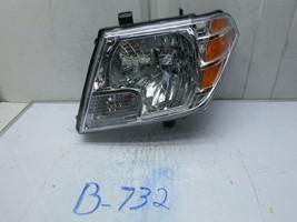 Oem Headlight Head Light Lamp Headlamp Nissan Frontier 09-15 Navara Damaged Lh - $49.50