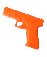 Karate Self Defense Maga Model 17 Rubber Gun Pistol Trainer USA Orange S... - $29.95