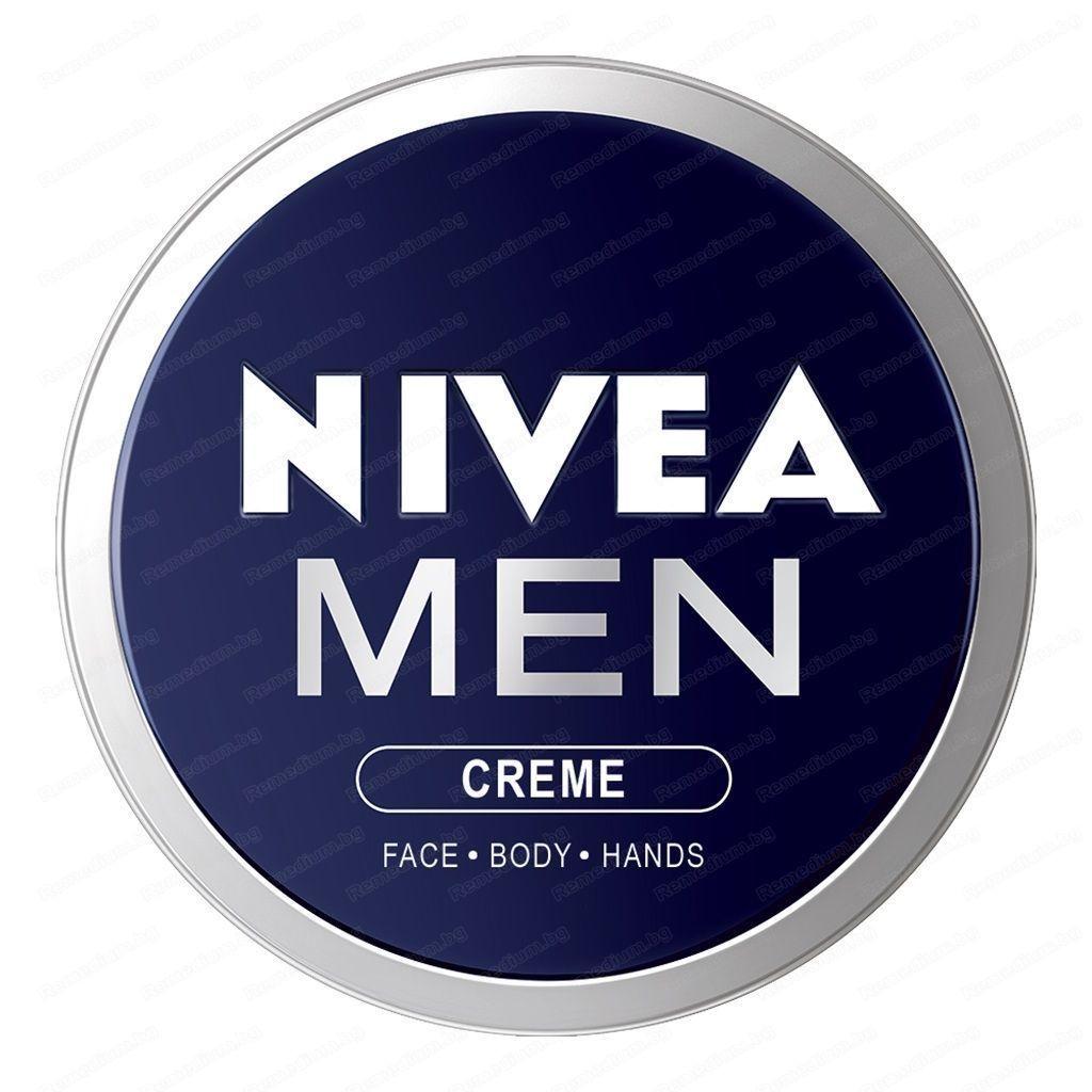 TOP NIVEA MEN CREAM  Face Body & Hands Moisturiser Dry Skin