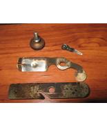 Antique Eldorado VS Upper Thread Tension Plate & Thread Guide w/Screw - $11.25
