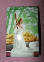 WEDDINGSTAR MIX MATCH PORCELAIN CAKE TOPPER CAUCASIAN BASEBALL BRIDE NIB - $24.99