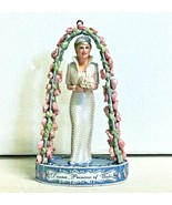 Princess Diana Ornament Anniversary Edition by Carlton 1998 - $8.95