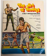 1981 The Art Of Boxing Book Tom Lotta Plus Boxing Show 1968 Advertising - $26.17