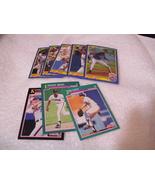 Major League Baseball Trading Cards Lot #5 - $1.00