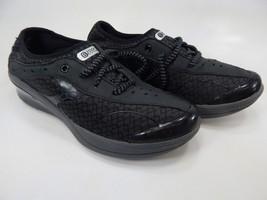 Bzees Flame Size 8 M (B) EU 39 Women's Casual Sneakers Shoes Black