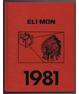 ORIGINAL Vintage 1981 Elizabeth Forward PA High School Yearbook The Warrior - $24.74