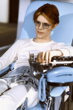 David Bowie in The Man Who Fell to Earth Cool in Sunglasses in Chair 18x24 Poste - $23.99