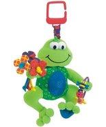 Lamaze Play & Grow Jumpin' Jack Plush Frog Acti... - $9.90