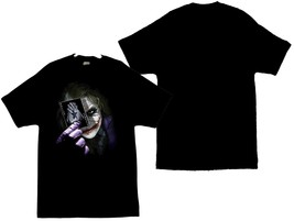 The Joker With Card and The Cowboys Team Gloves From Dark Knight Men's T... - $20.78