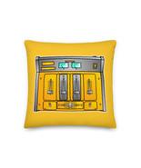 DJ Pillow DJ Cushion Hip Hop Scratch Mixer Pillow Stereo Cushion Classic... - $32.00+