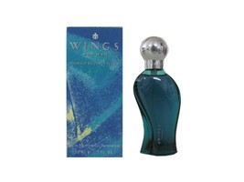 Wings 1.7 oz Eau de Toilette Spray for Men (NIB) by Giorgio Beverly Hills - $11.95