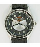 "Harley Davidson, Vintage Unworn ""Legendary"" Glow Dial, Extremely Rare Wa... - $137.46"
