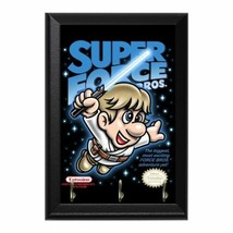 Super Force Bros Luke Decorative Wall Plaque Key Holder Hanger - $14.70+