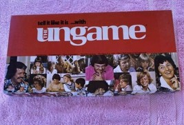 The Ungame, Vintage 1975 Family Board game Christian Version TU5 - $9.89