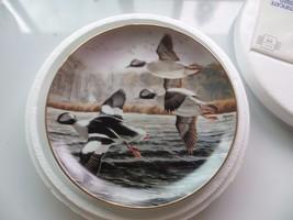 Autumn Flight On the wing David Maass,plate No.M8771 the Danbury Mint,19... - $23.75