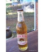 VINTAGE RARE RARE SUN RISE BEVERAGES 10 OUNCE BOTTLE SODA Lot # 144 - $35.00