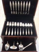 Star by Reed & Barton Sterling Silver Flatware Set Service 37 Pieces Joh... - $1,950.00